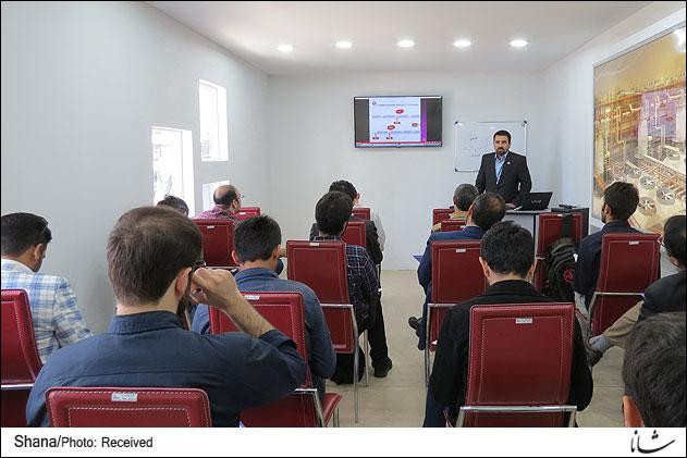 اویکو در نمایشگاه نفت ایران 16 کارگاه آموزشی برگزار کرد