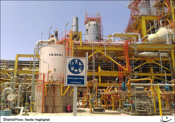 4,15m Tons Petchem Products in Khordad