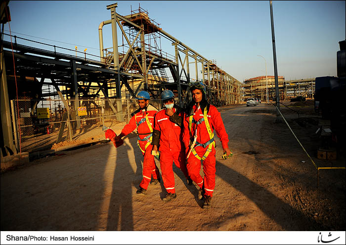 Oil Recovery from South Azadegan Oilfield to Rise by 60,000 bpd
