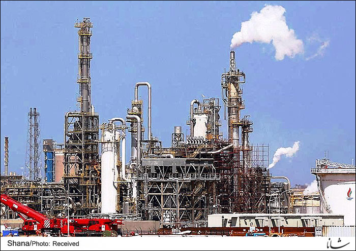 South Pars Refinery Sets Consistency Record