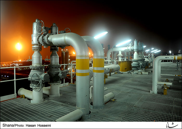 South Pars Refineries Back to Normal Operation