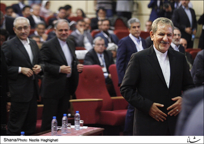 Iran Ready to Become Petrol Exporter: Veep