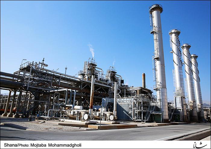 افزایش ۷ درصدی تولید گاز در پالایشگاه گاز فجر جم
