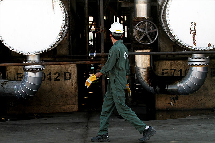 Petrol Unit adds 3ml/d to Iran Output