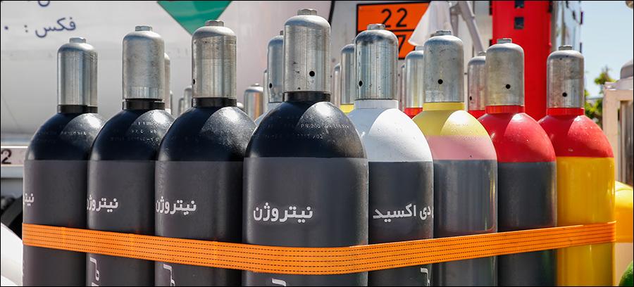 در حاشیه چهارمین روز بیست و دومین نمایشگاه بین المللی نفت (2)