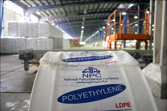 تولید و عرضه پلیاتیلن در بازار افزایش یافت