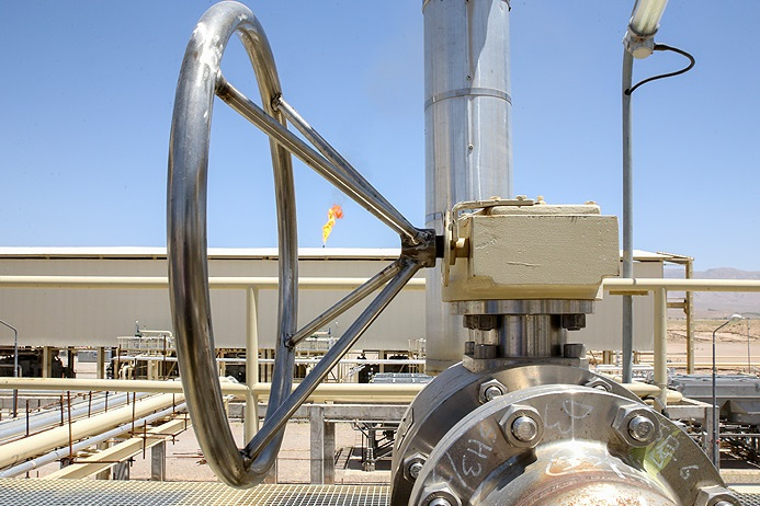 تولید ۶۹ میلیارد متر مکعب گاز در کارنامه یکساله نفت مناطق مرکزی