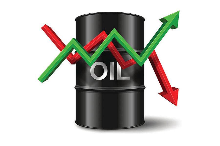 روند متفاوت تغییر قیمتهای نفت در پی طوفان آیدا