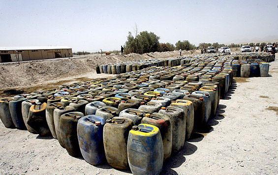 شفافسازی شرکت ملی پخش درباره تیتر افزایش قاچاق گازوئیل در ایسنا