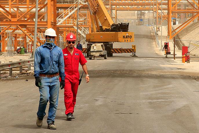 سامانه جامع گزارش منابع انسانی و کالا در شرکت نفت مرکزی طراحی شد