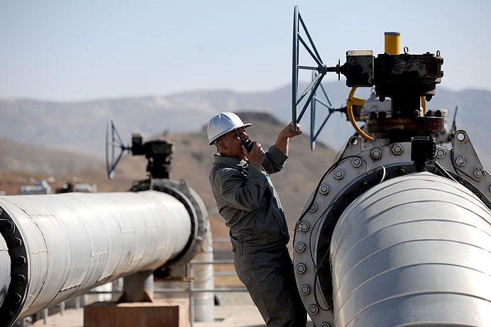 طول خطوط لوله انتقال نفت ایران 700 کیلومتر افزایش مییابد