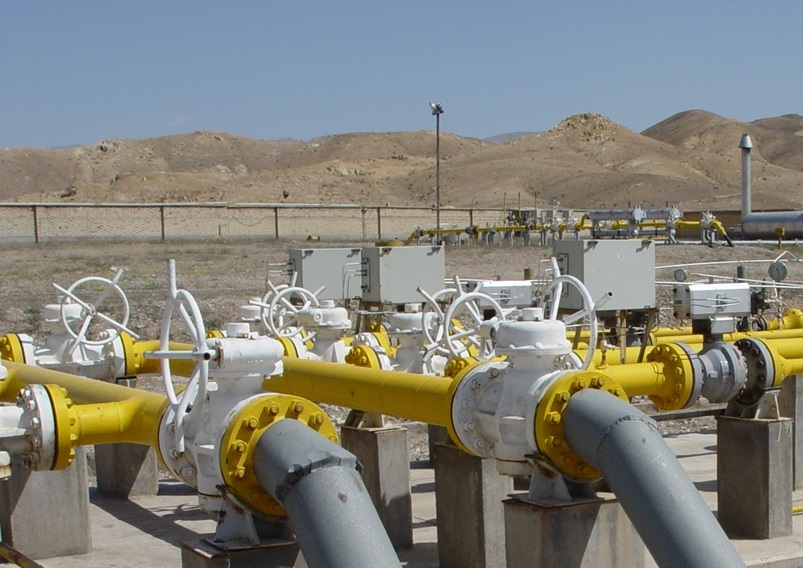 Iran Launches Key Gas Pipeline
