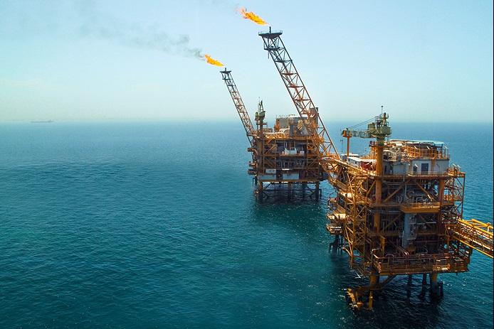Recovery Rate of Soroush Oil Field to Reach 10%