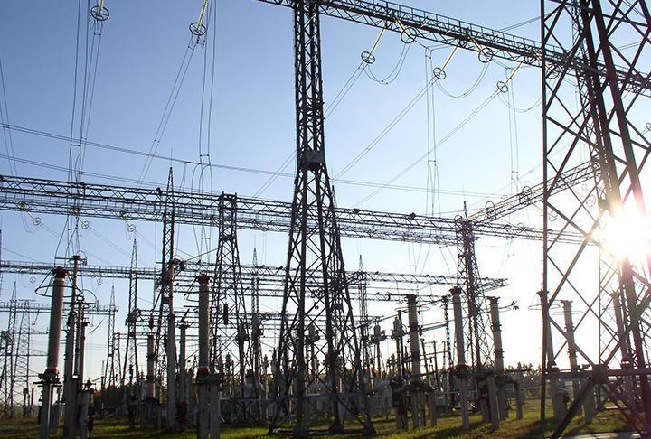 دومین پست برق از طرح نیروگاه غرب کارون راهاندازی شد