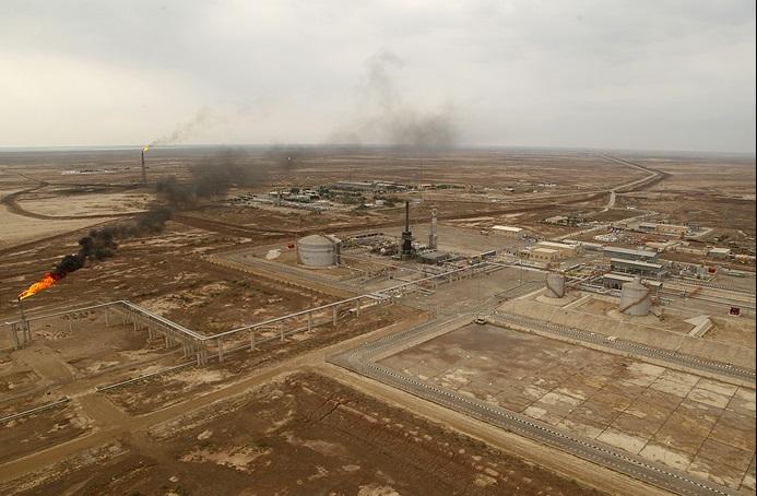توضیحات مناطق نفتخیز جنوب درباره حفاری چاه ۱۱۹ منصوری