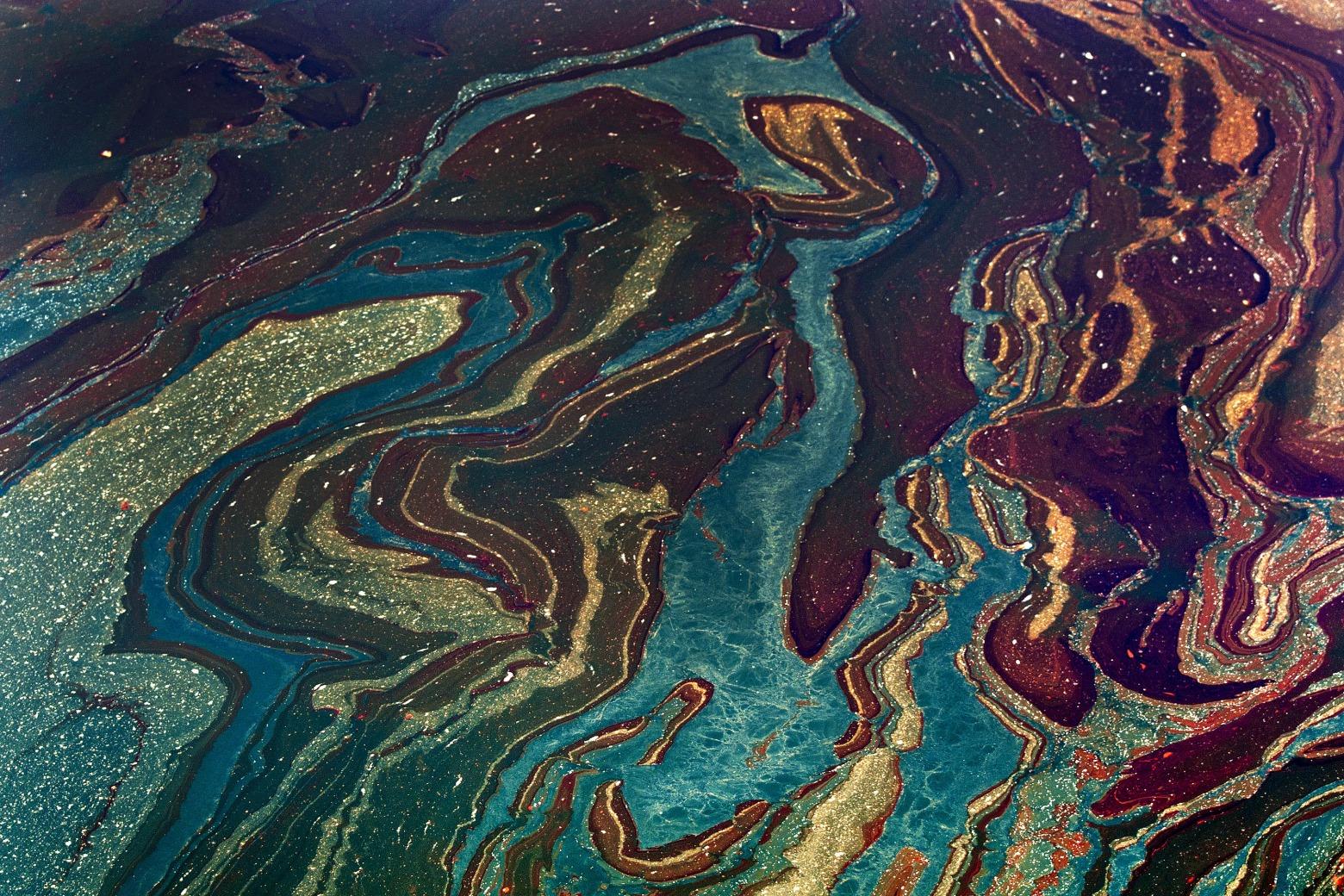 Oleo Sponge Could Make Oil Spill Cleanup More Efficient