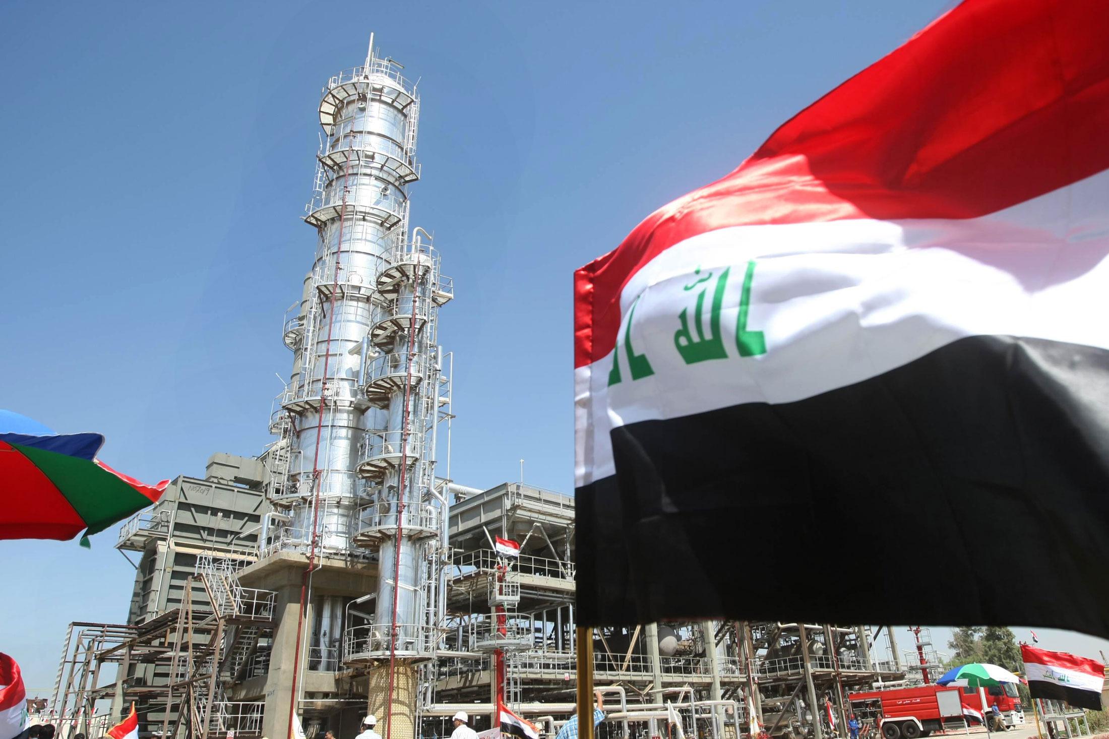 معترضان یک میدان نفتی را در عراق تعطیل کردند