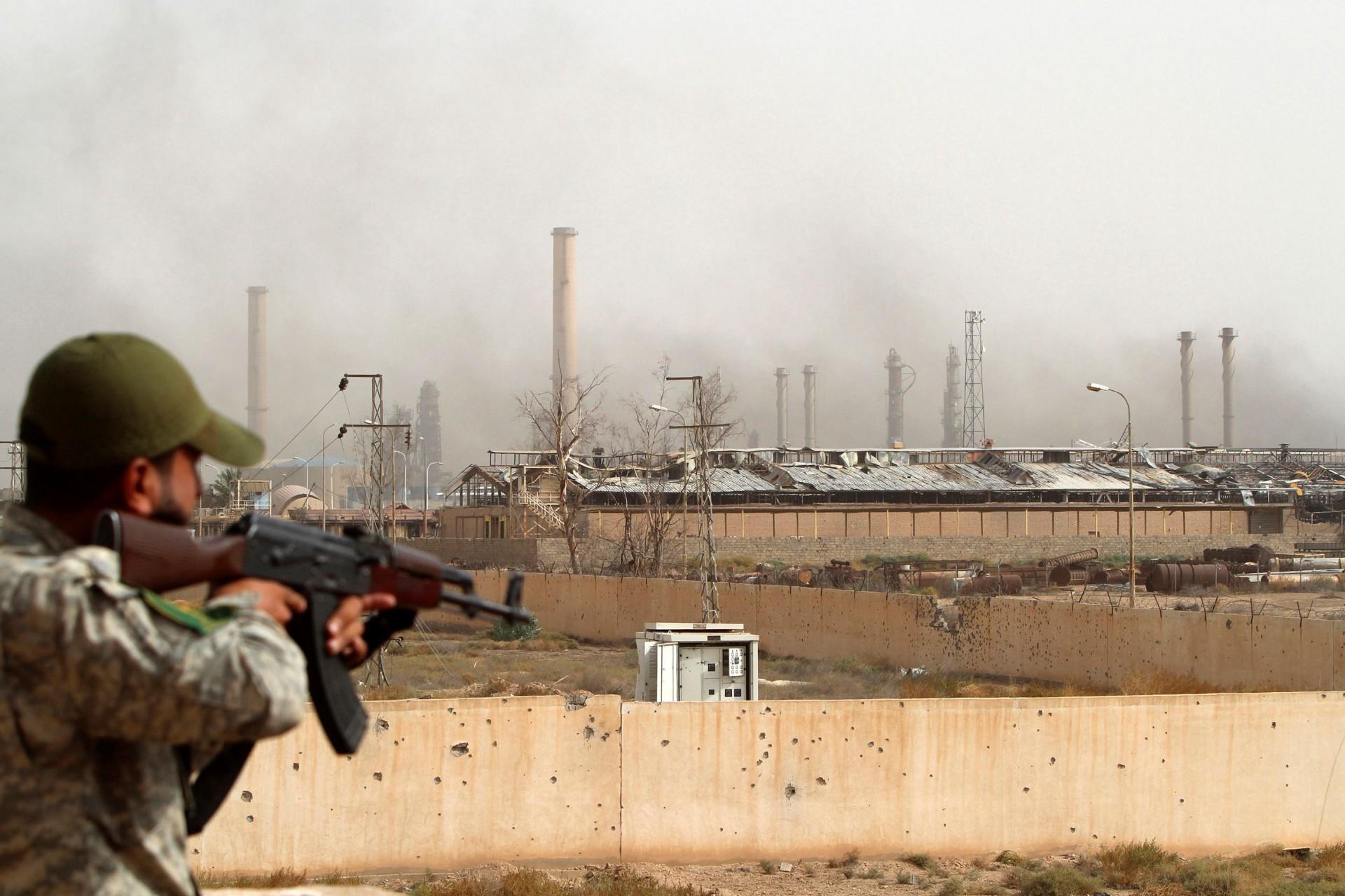 توافق شرکت نفتی آمریکا با کردهای سوریه