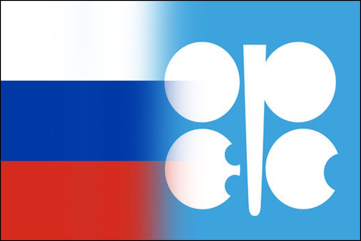 حمایت مسکو از افزایش عرضه نفت اوپک پلاس در فوریه