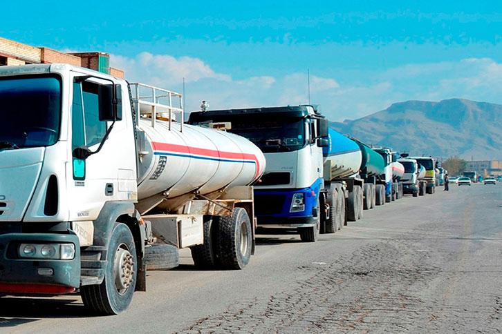 گزارشی از کم و کیف چرخه سوخت در منطقه کردستان