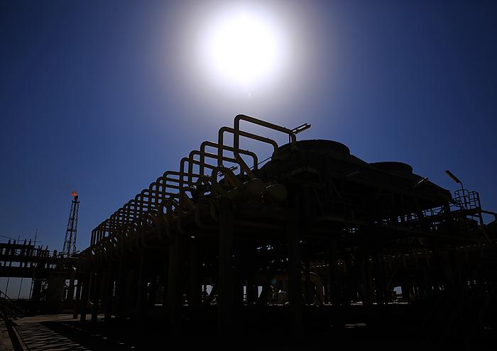 برنامه احداث ایستگاههای تقویت فشار گاز نفت مرکزی اجرایی میشود