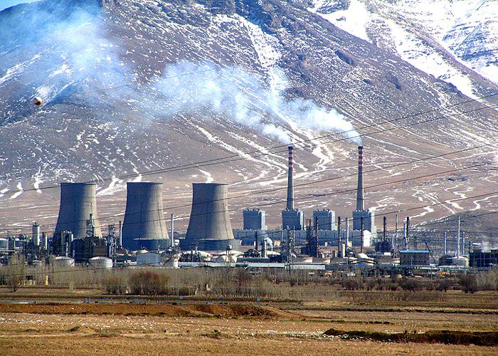 افزایش ۲۰ درصدی گازرسانی به نیروگاهها