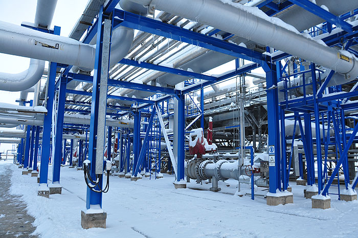 انتخاب منطقه ۸ انتقال گاز در ارزیابی عملکرد برش ملی صنعت نفت