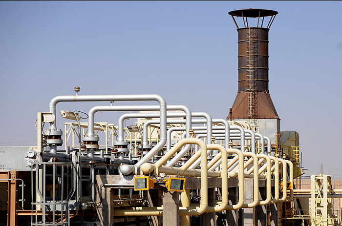 1bcm Injected to Sarajeh Gas Storage Site