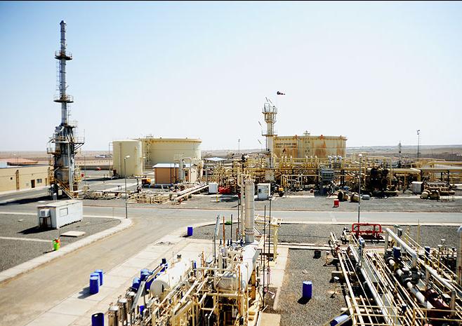 تزریق بیش از ۵ میلیارد مترمکعب گاز به مخزن سراجه قم