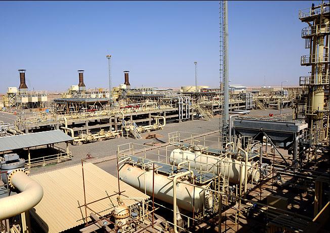 ضرورت بازرسی فنی از تاسیسات ذخیرهسازی گاز سراجه قم