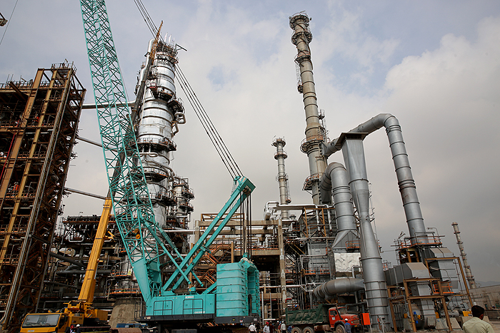 Iran Refinery begins Process for Production of Euro-5 Petrol
