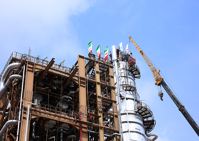 Condensate Refinery's Gasoline Output at 12ml/d