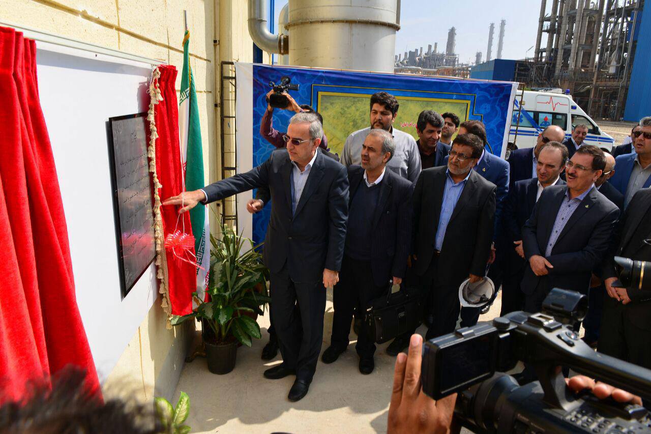 Downstream Petchem Projects Launched in Mahshahr
