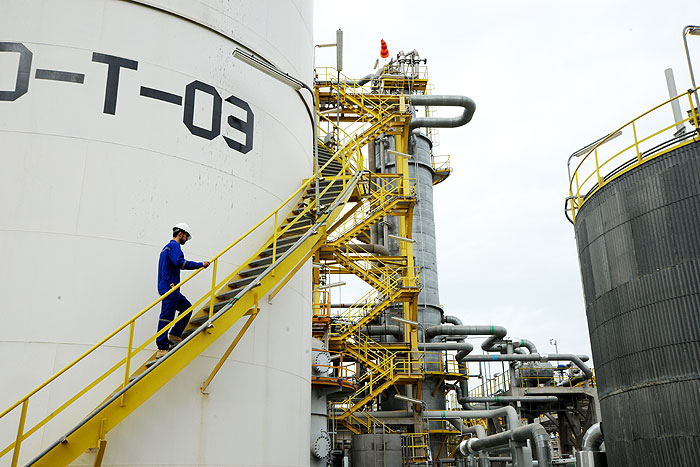 South Pars Refinery Yields 13 bcm of Gas