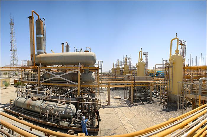 نفت مناطق مرکزی، ۲۳ درصد گاز مصرفی کشور را تامین میکند