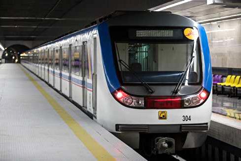 کاهش شدت انرژی با نوسازی و توسعه ناوگان قطار شهری