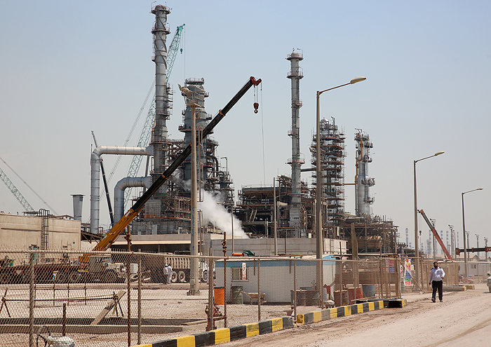 Early Startup of Persian Gulf Star Refinery Distillation Unit in June