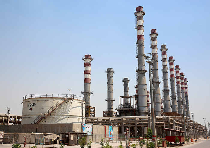Euro-5 Petrol Output of Persian Gulf Star Refinery to Cross 40 ml/d