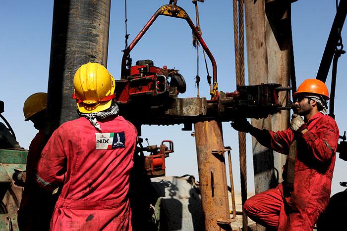 تحقق یکصد هزار متر حفاری در فاز ۱۴ طرح توسعه میدان گازی پارس جنوبی