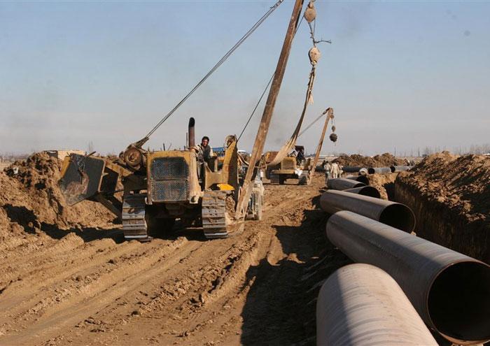 Goreh-Jask Pipeline
