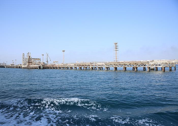 شرایط ایمن در پایانههای نفتی ایران برقرار است