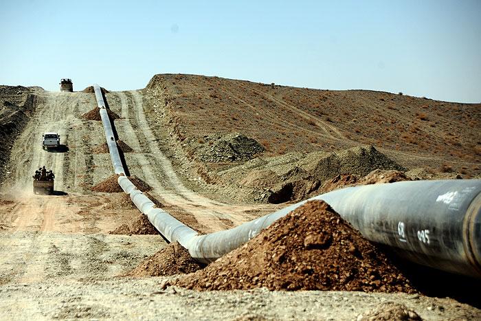 دستگیری سارقان خطوط لوله جریانی نفتا در ماهشهر