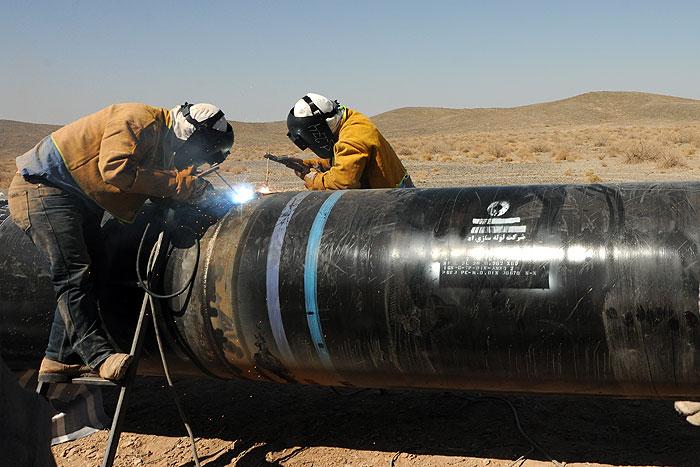 اجرای ۲۵۰ کیلومتر شبکه تغذیه و توزیع گاز طبیعی در استان مازندران