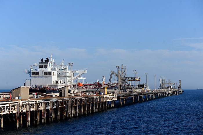 Iran Oil Export Terminals Up and Running