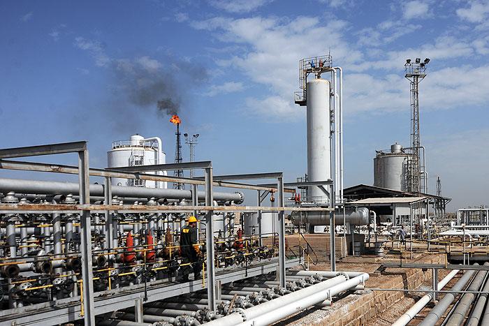 نخستین برنامه هوشمند تعمیراتی نفتخیز جنوب  انجام شد