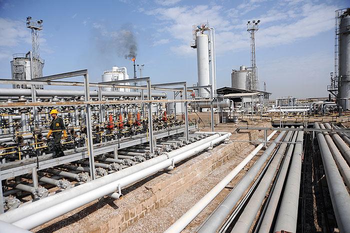 عملیات اجرایی قرارداد نگهداشت و افزایش تولید نفت مارون ۶ آغاز شد