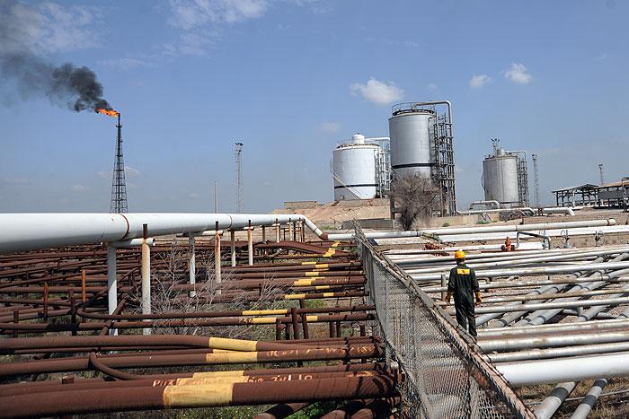 پروژههای نفت و گاز مارون در حال پیگیری است