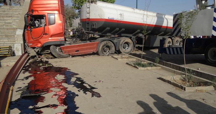 نفتکش حادثهدیده سنندج متعلق به شرکت ملی پخش نیست