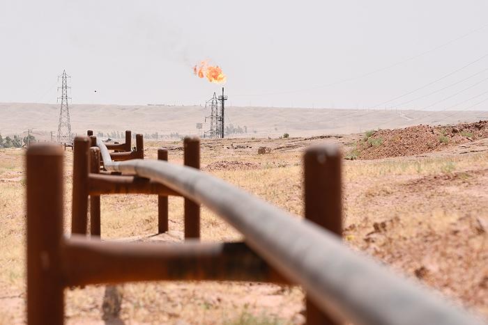 برنامه تولید نفت و گاز غرب در نیمه نخست امسال محقق شد