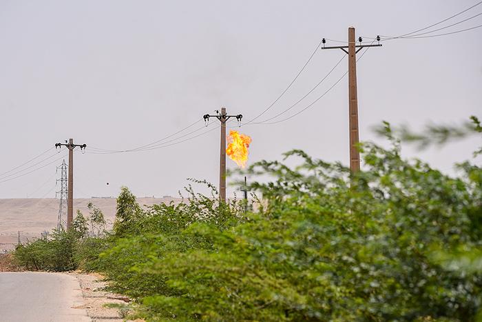 تشریح اقدامهای زیست محیطی شرکت نفت و گاز غرب